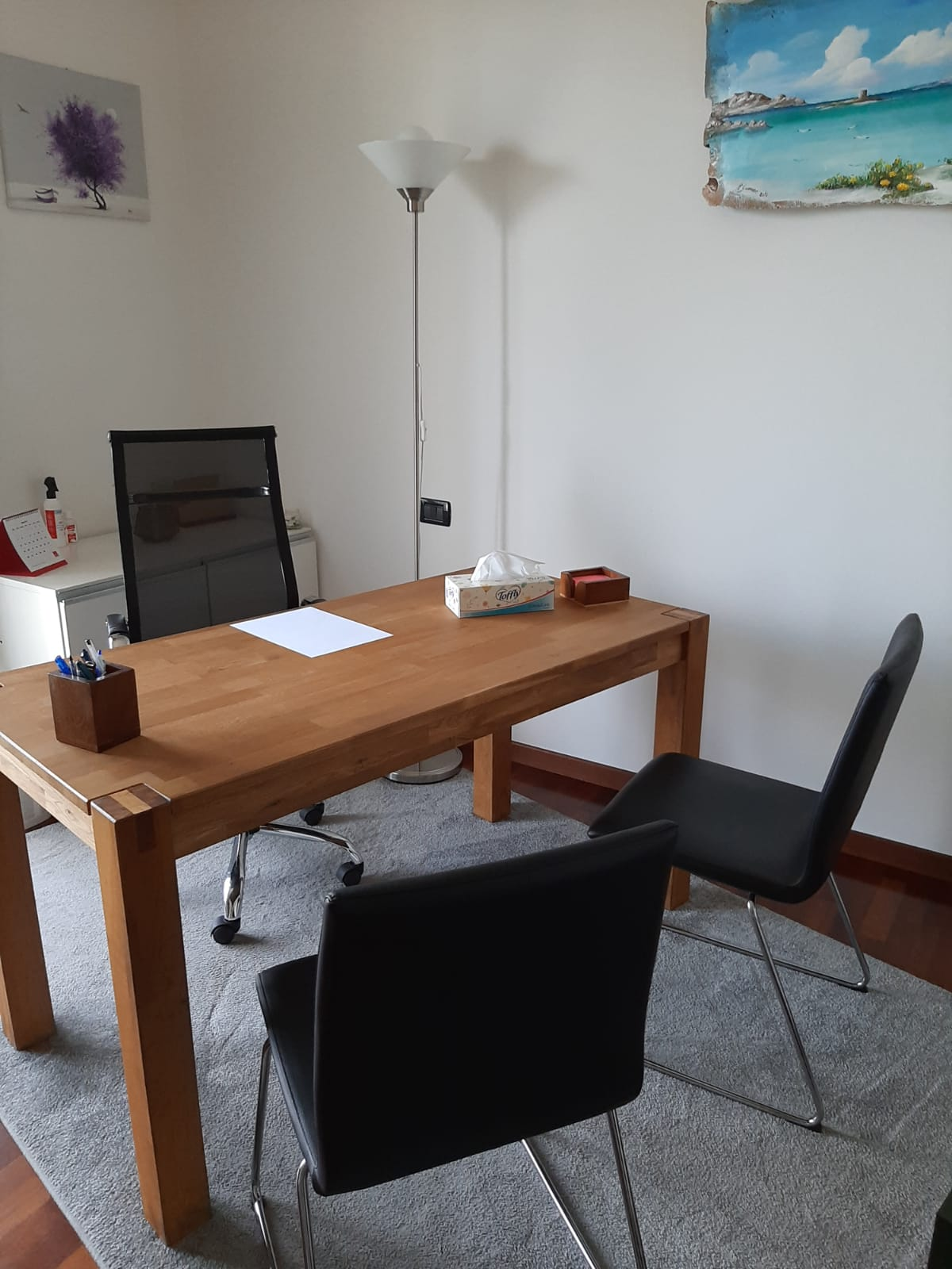 Il mio Studio privato a Paese
